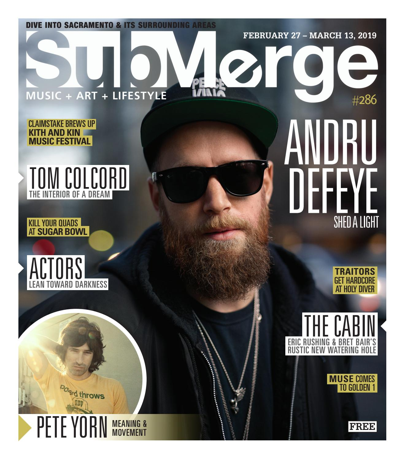 cb94397cf Submerge Magazine: Issue 286 (February 27 - March 13, 2019) by Submerge  Magazine - issuu