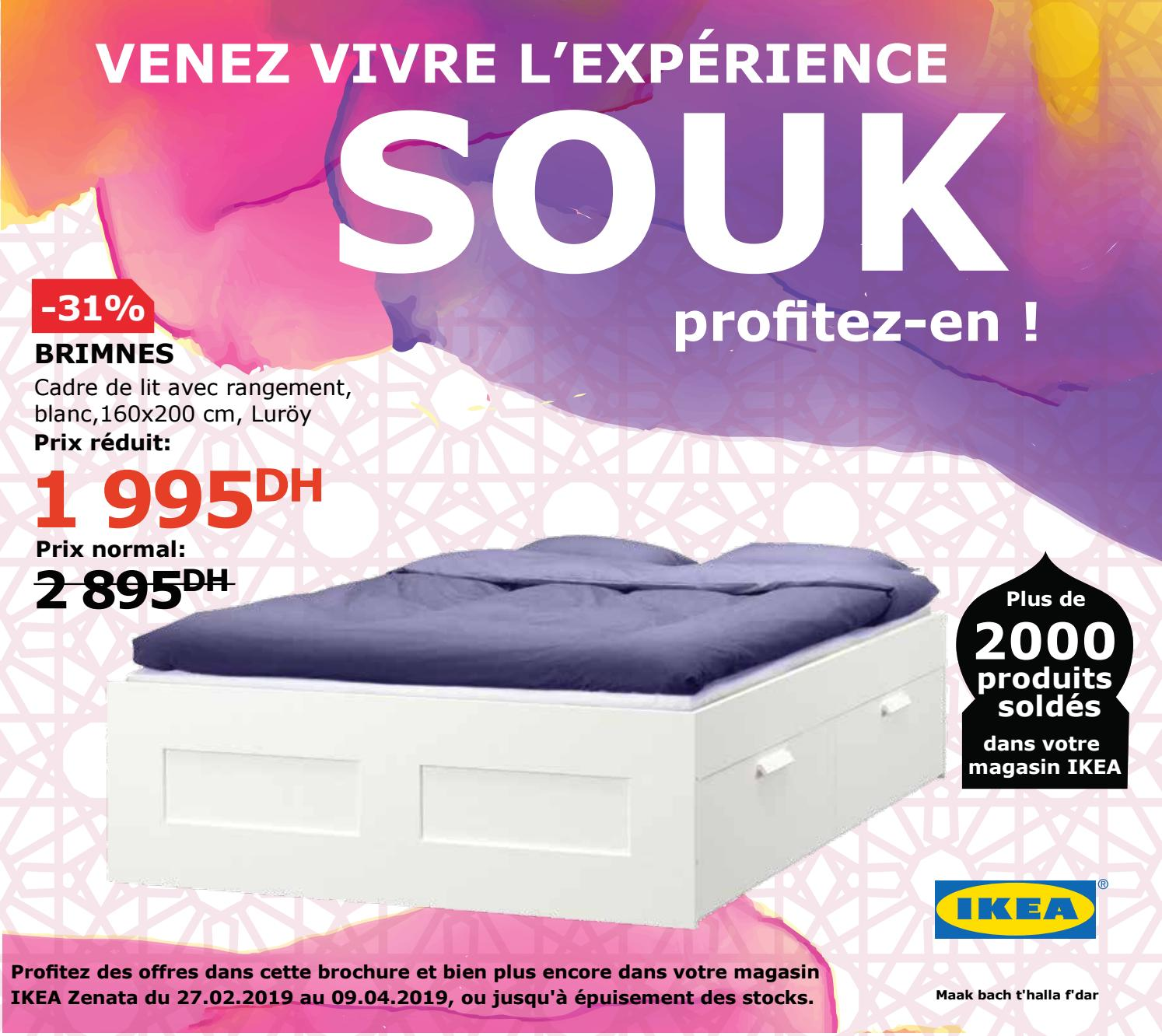 Ikea Fevrier Mars Avril 2019 By Lecatalogue Issuu