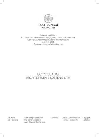 consorzio stabile thesis roma