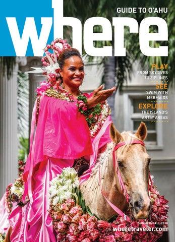 4202df44 Where Oahu July 2018 by Morris Media Network - issuu