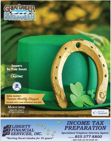 2019 March Bushmailer by Anchorage Printing - issuu