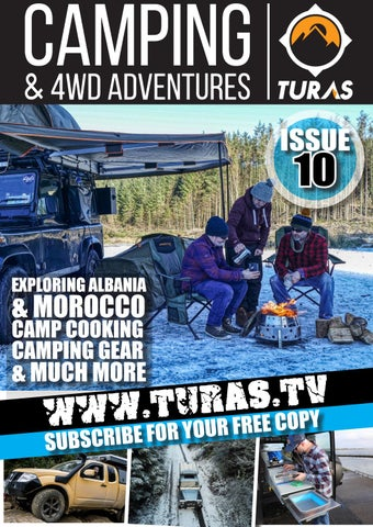 Turas Camping and 4WD Adventures Magazine - Issue Ten by