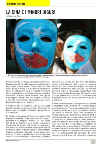Page 10 of La Cina e i minori uiguri /Estremo Oriente