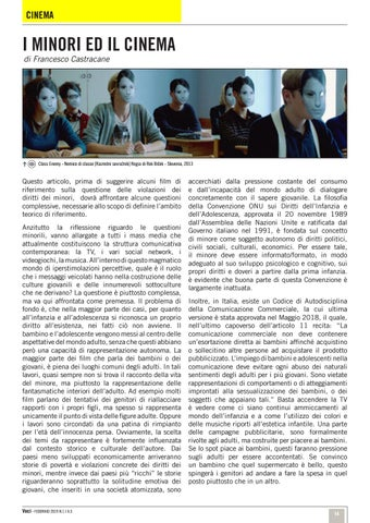 Page 14 of I minori ed il cinema /Cinema