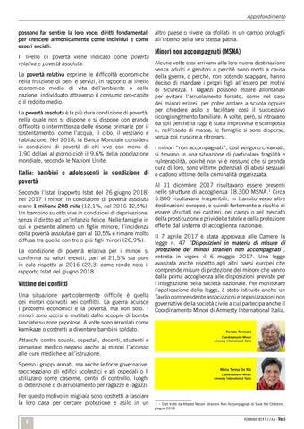 Page 5 of La Convenzione internazionale sui diritti dell'infanzia e dell'adolescenza /Approfondimento