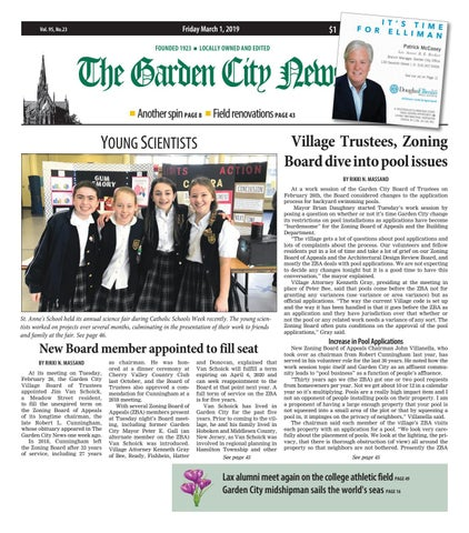 The Garden City News (03 01 2019) by Litmor Publishing - issuu 578690d21b22
