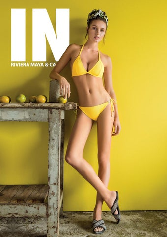 2a15eedfd IN RIVIERA MAYA   CANCUN MAGAZINE - MARZO-ABRIL 2019 by IN Media ...