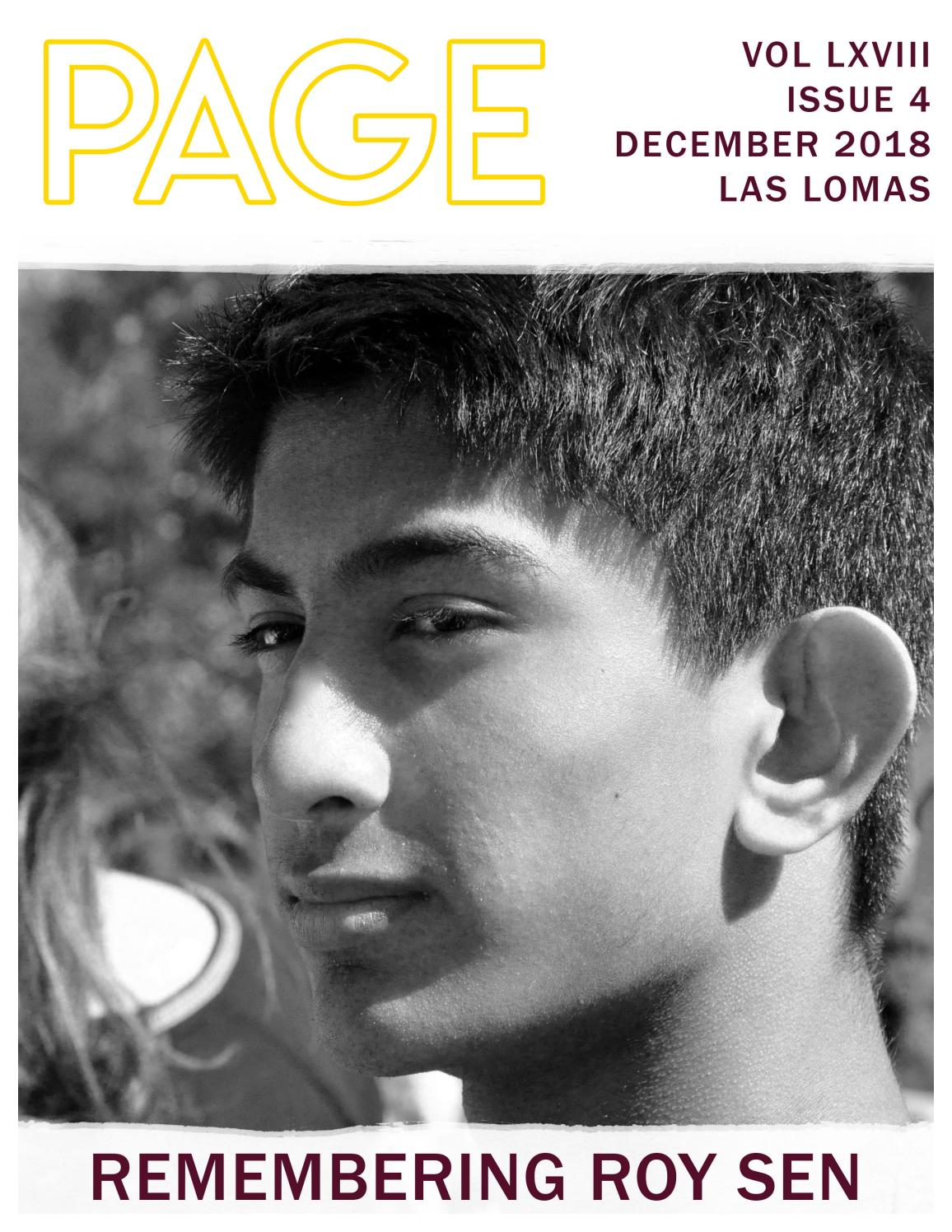 Volume 68 Issue 4 By Las Lomas Page Issuu