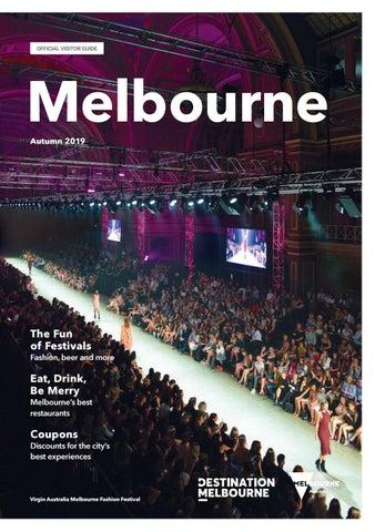 d8309f98ec62 Melbourne Official Visitors Guide - Autumn 2019 by Destination ...