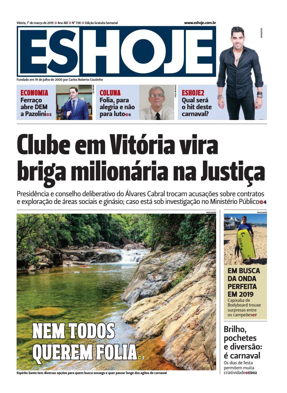 db7b120746293 Jornal ESHOJE 738 by Jornal ESHOJE - issuu