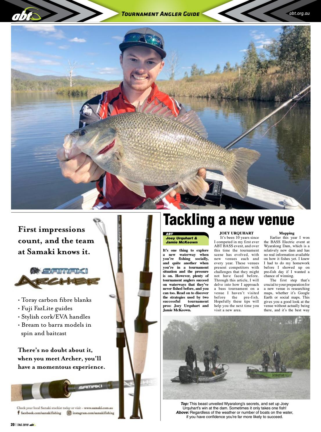 Western Australia Fishing Monthly February 2019 by Fishing Monthly
