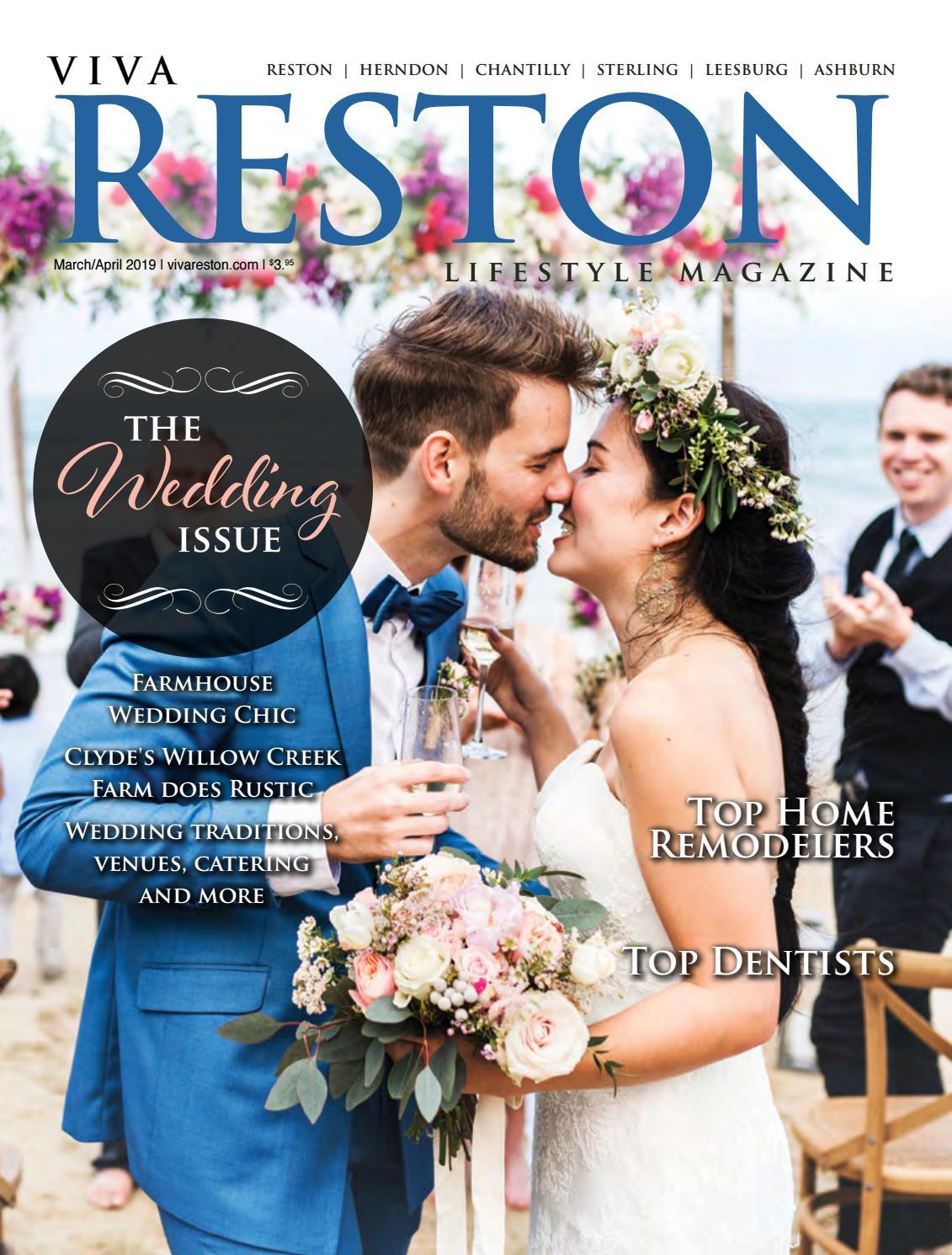 ae4ea49fa7bfb7c VivaReston Lifestyle Magazine | March-April 2019 by Johnny Hanna - issuu