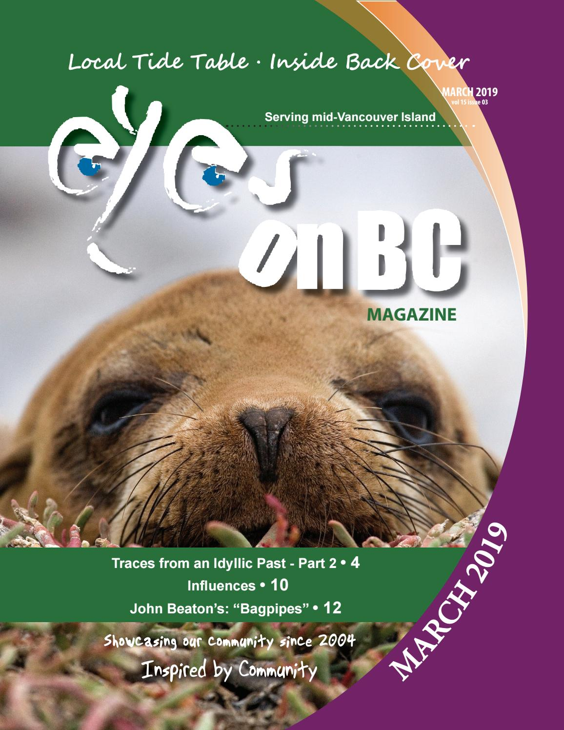 EyesOnBC Magazine March 2019 by EyesOnBC Publishing - issuu