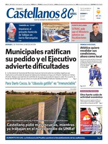 bd8a0bd7c31df Diario Castellanos 01 03 19 by Diario Castellanos - issuu