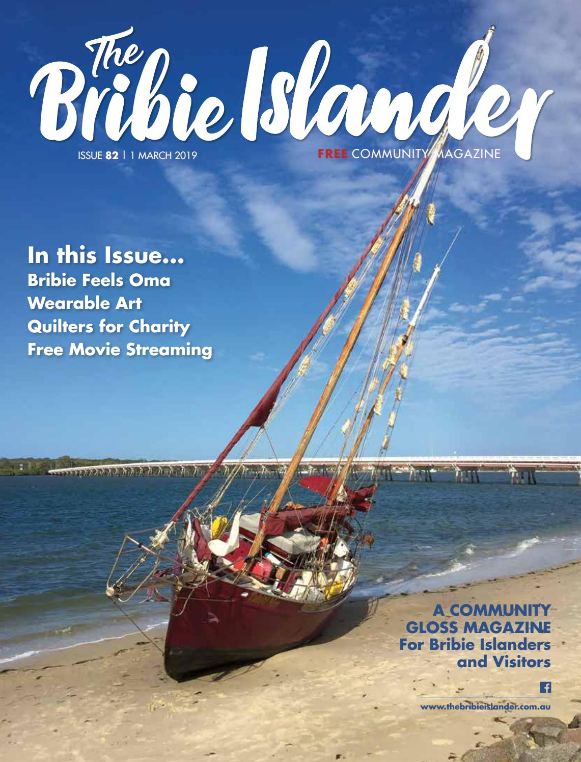 Gloss Magazine Bribie Islander 5th Edition March 01 2019