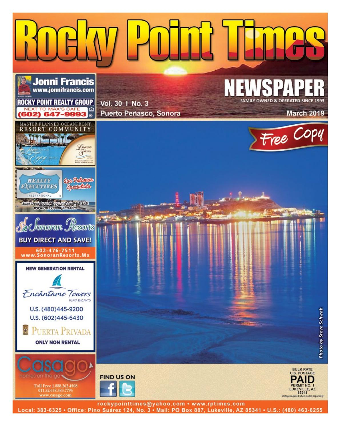 11ab830ae2d Rocky Point Times March 2019 by Rocky Point Services - issuu
