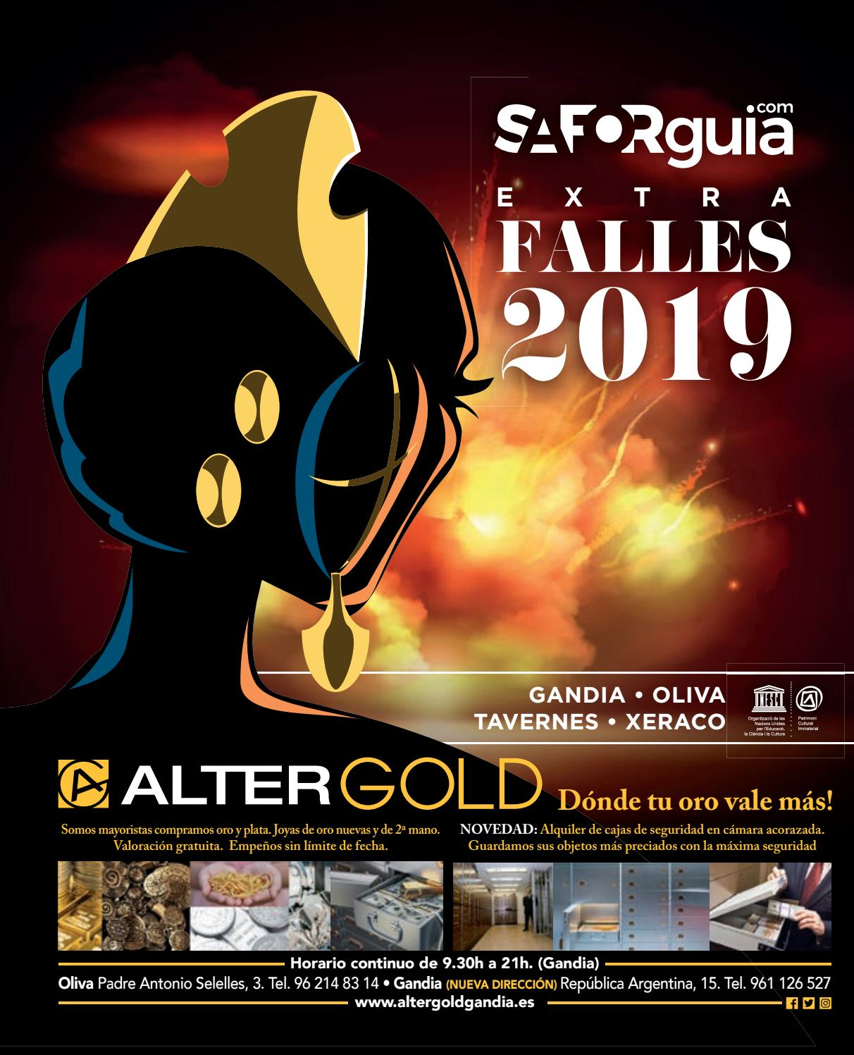 3608fde8273 Extra Falles Safor Guia 2019 by Ramon Mut Portoles - issuu