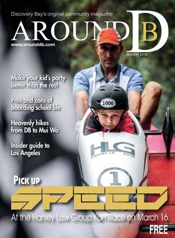 Around DB March Issue 2019 by Around DB Magazine - issuu