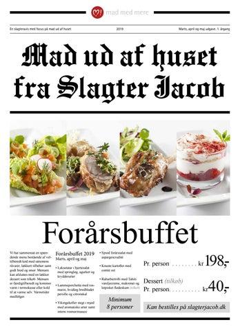Mad Ud Af Huset Fra Slagter Jacob By Danske Slagtermestre Issuu