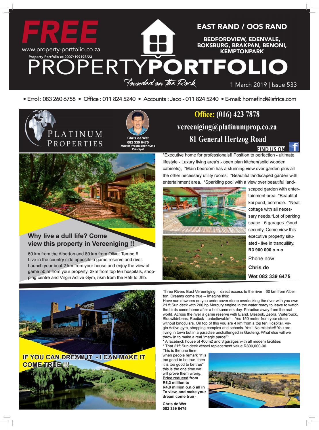 Bdf 533 By Property Portfolio4 Issuu