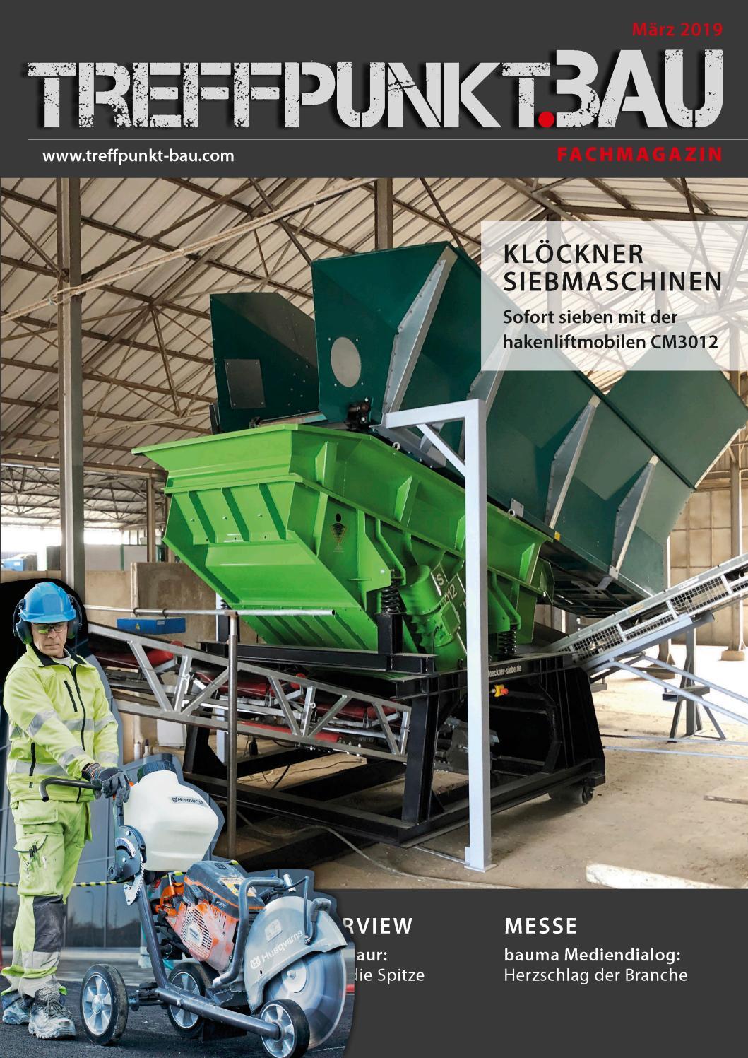 Treffpunkt.Bau 032019 by Treffpunkt.Bau issuu