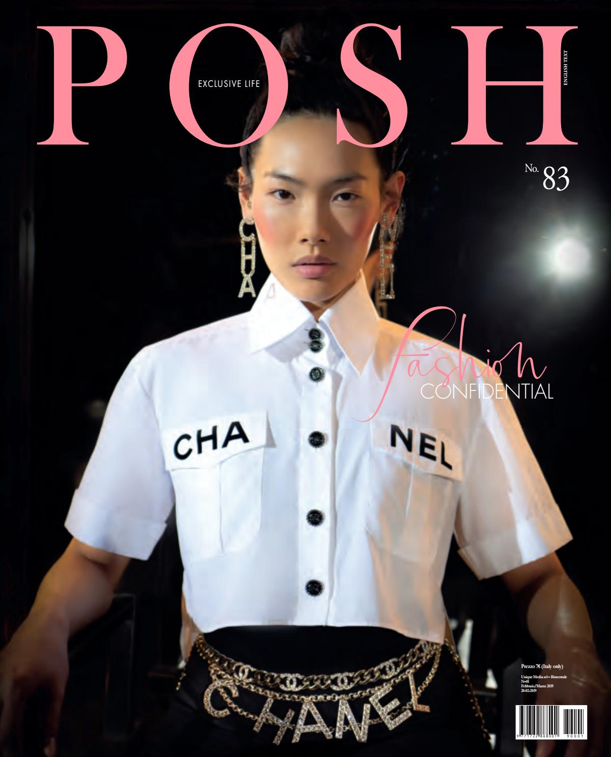 eb19ee0558be POSH 83 N°1 2019 (FEBBRAIO-MARZO) by Unique Media - issuu