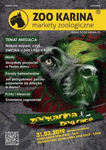 1151319cd5d7a Magazyn ZOO Karina 03 2019 by ZOO KARINA - markety zoologiczne - issuu