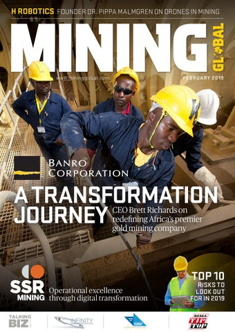 February issue of Mining Global is live! Magazine Edition