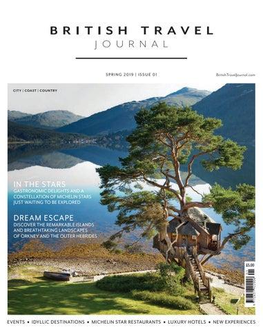 30c9108ec2bae British Travel Journal | Spring 2019 by Contista Media - issuu