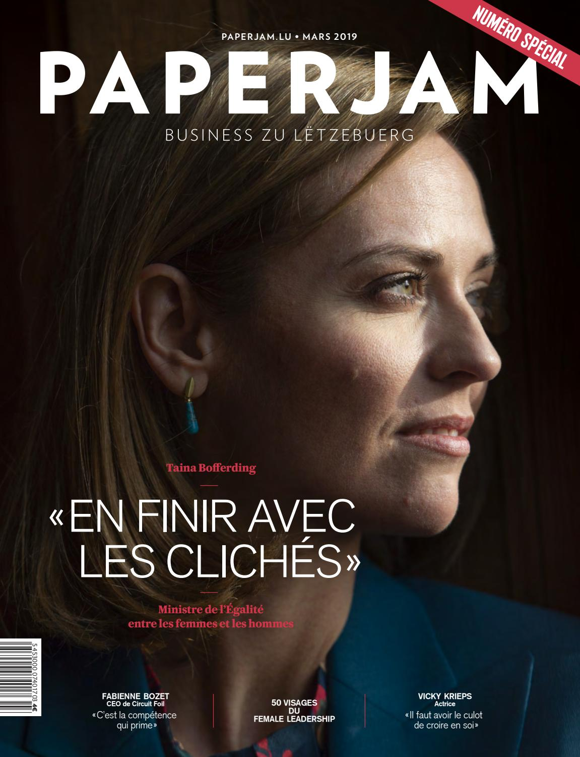 new concept c1113 7e3be PAPERJAM MARS 2019 by Maison Moderne - issuu