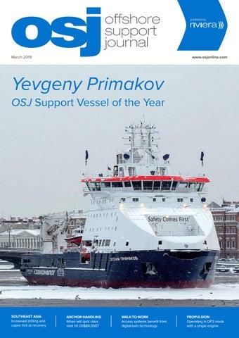 Offshore Support Journal March 2019 by rivieramaritimemedia - issuu