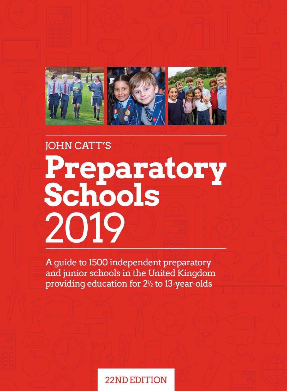 Preparatory Schools 2019 By John Catt