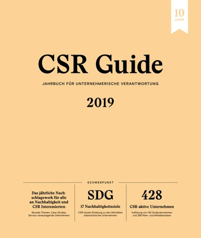 24fe292c48c894 CSR Guide 2019 by medianet - issuu