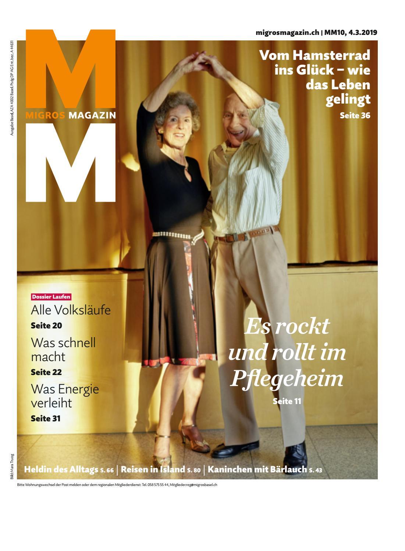 Migros Magazin 10 2019 D Bl By Migros Genossenschafts Bund Issuu