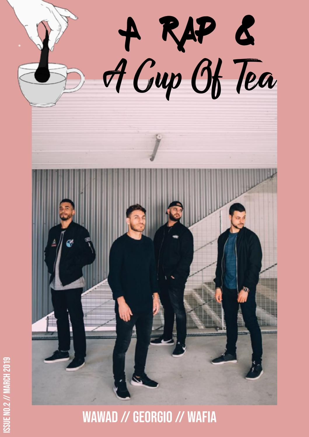 Georgio Design Bank.A Rap A Cup Of Tea No 2 March 2019 By Fanny Hill Scott Issuu
