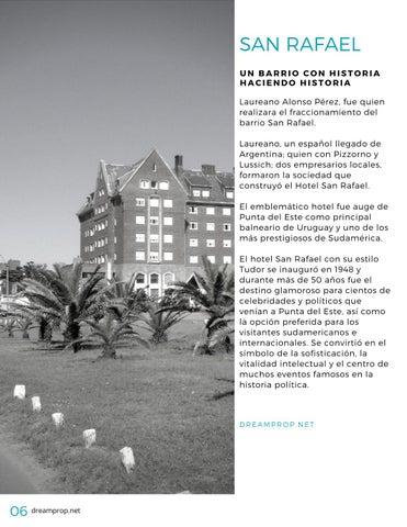 Page 6 of Hotel San Rafael Punta del Este