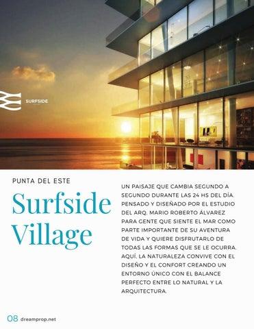 Page 8 of Surfside Village, un proyecto con encanto