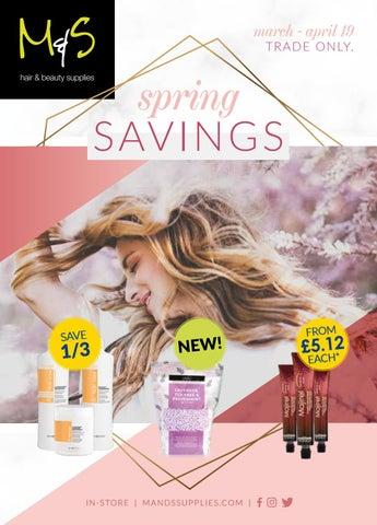 6e03fc0c72 Modern May   June 2019 by Modern Beauty Supplies - issuu