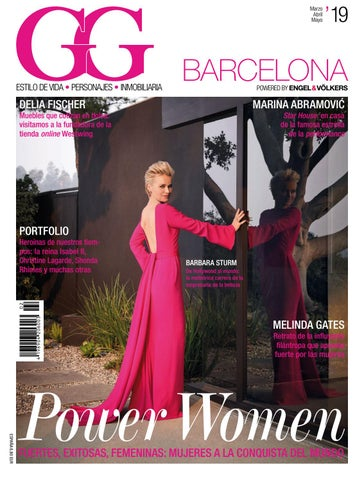 cfedf01ae GG Magazine 02/19 Barcelona by GG-Magazine - issuu