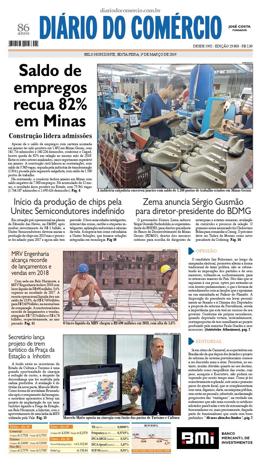 1f999a1eb0 23805 by Diário do Comércio - Belo Horizonte - issuu