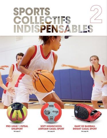 c5033fdfff Les sports collectifs by CASAL SPORT - issuu