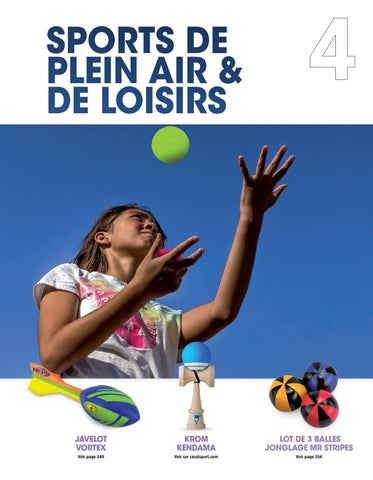 Plein Air By Casal Loisirs Sport Et De Issuu Sports FcJTl13uK