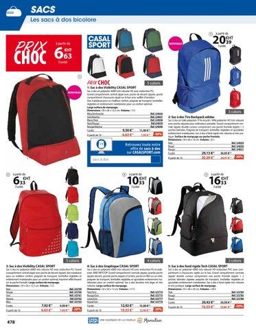 3ce9db37b2 Le textile et les sacs by CASAL SPORT - issuu
