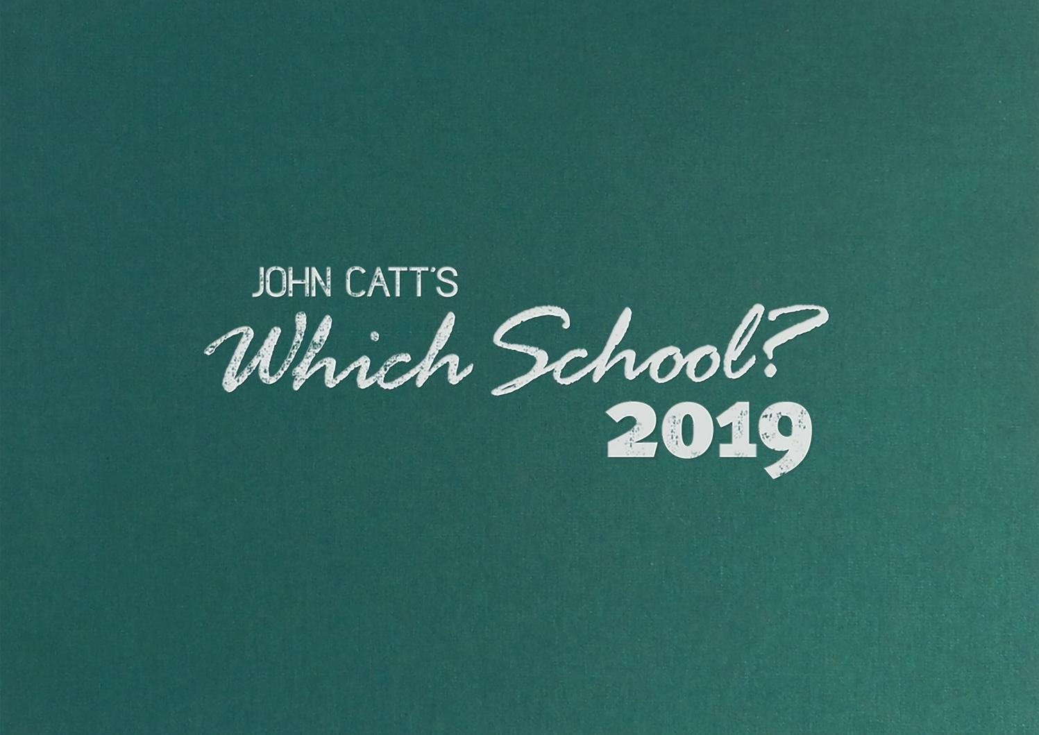 Which School 2019 By John Catt Educational Issuu