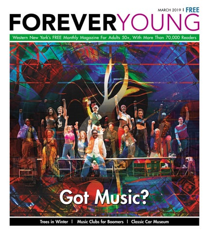Forever Young March 2019