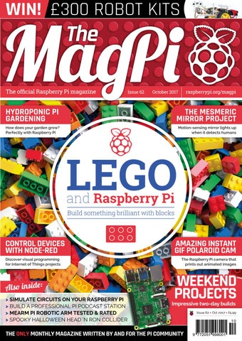 magpi 62 by Frans Kouwenhoven - issuu