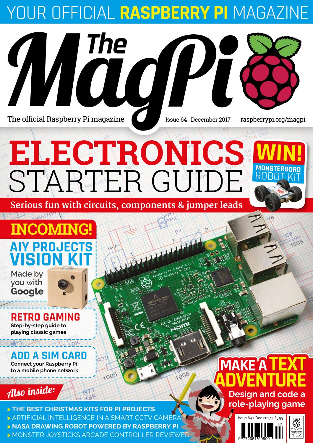 magpi 64 by Frans Kouwenhoven - issuu