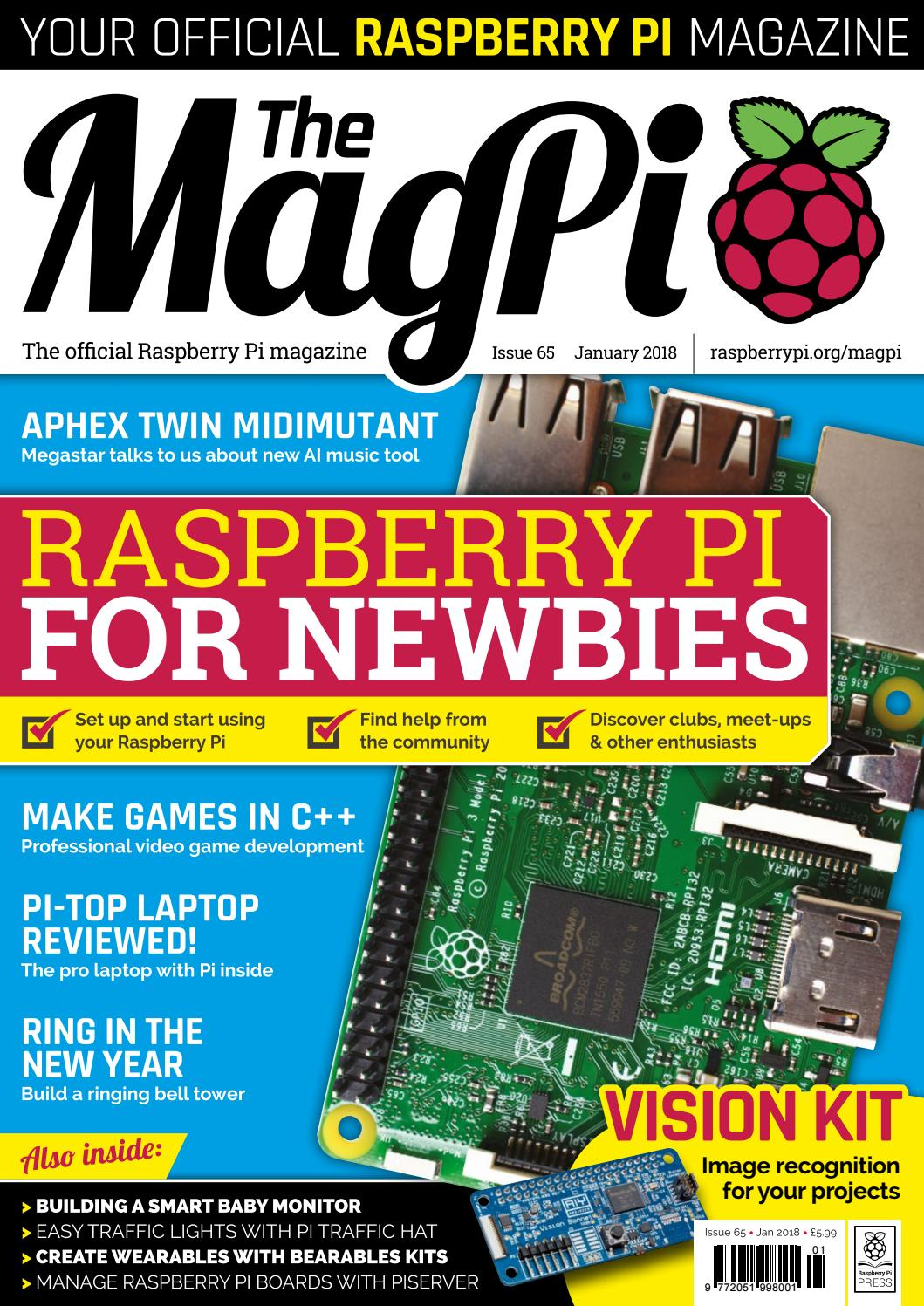 magpi 65 by Frans Kouwenhoven - issuu
