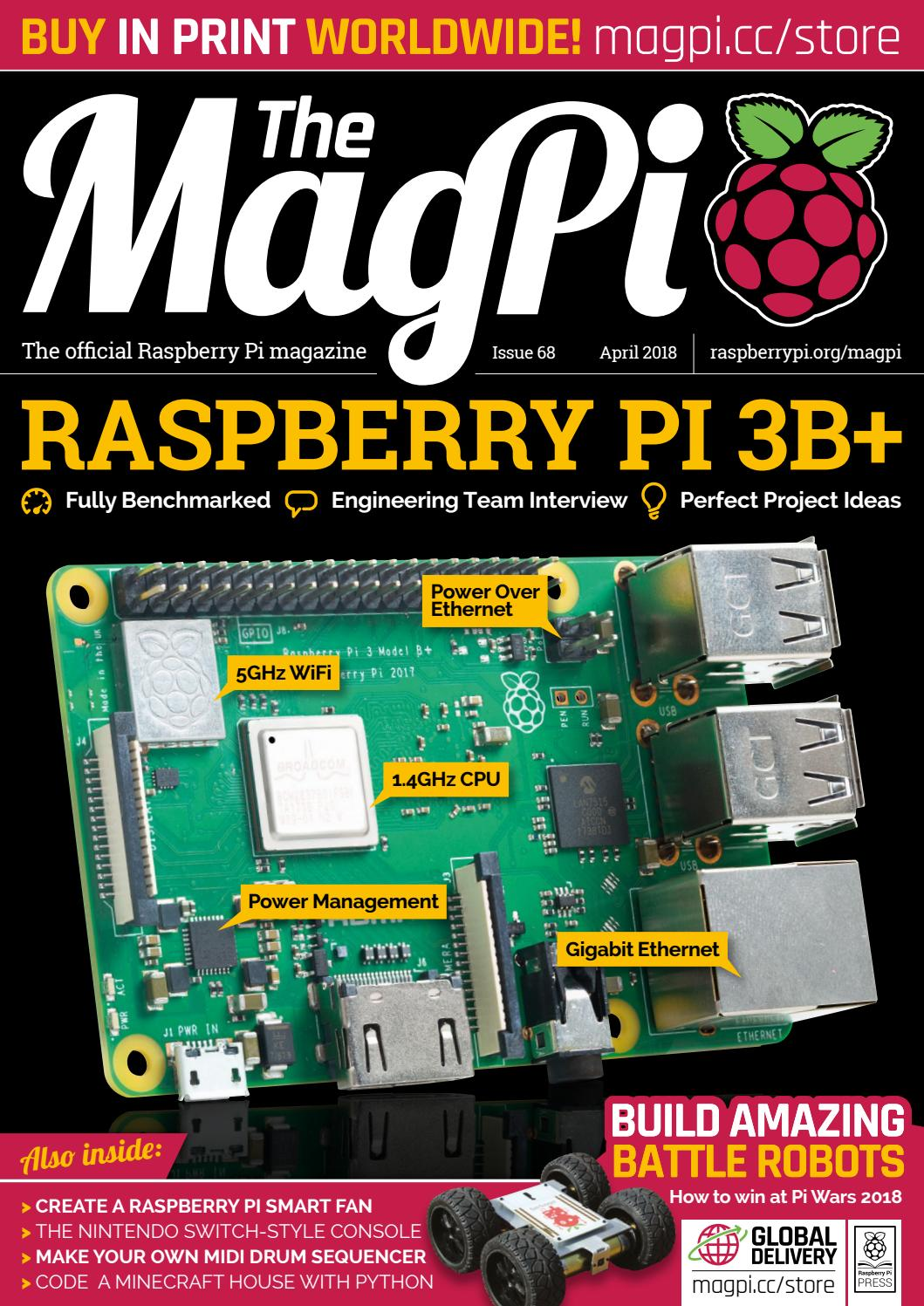 magpi 68 by Frans Kouwenhoven - issuu