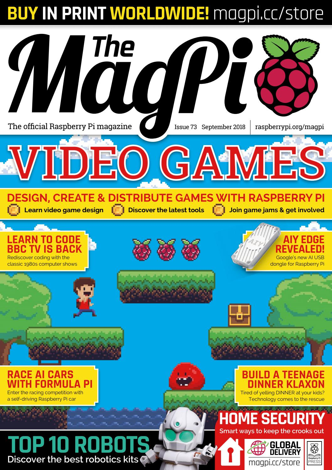 magpi 73 by Frans Kouwenhoven - issuu